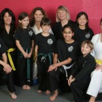 Tae Kwon Do Students